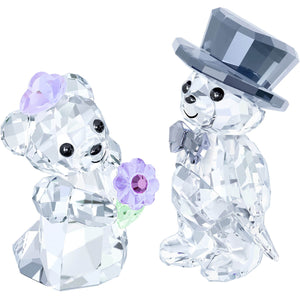 Swarovski You & I Kris Bear
