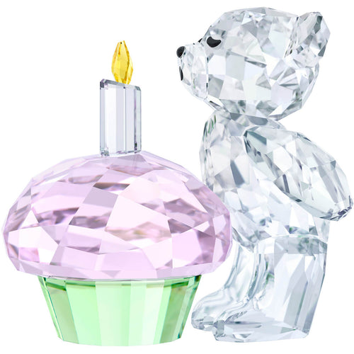 Swarovski Kris Bear Time To Celebrate