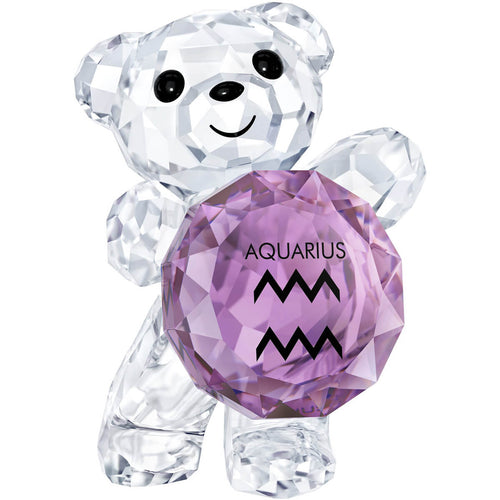 Swarovski Kris Bear Aquarius