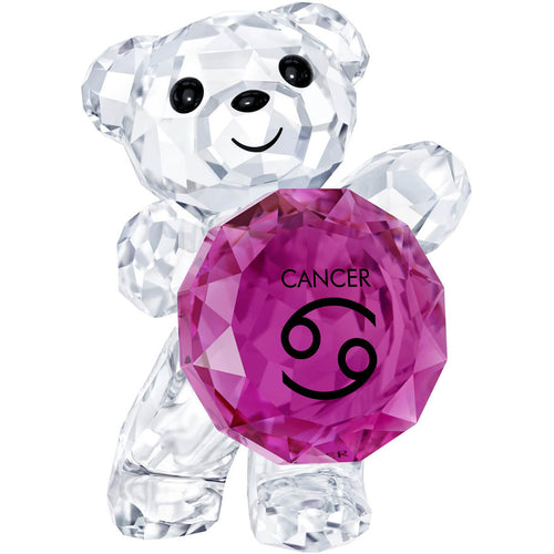 Swarovski Kris Bear Cancer