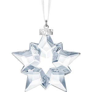 Swarovski Annual Edition Star Ornament 2019