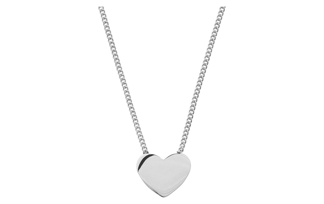Edblad Pure Heart Necklace Steel