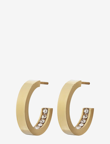 Edblad Monaco Mini Earrings Gold Plated