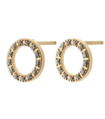 Edblad Glow Studs Mini Gold