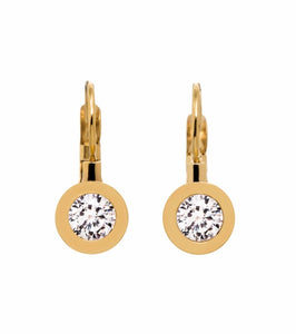 Edblad Stella Earrings Gold