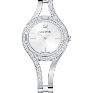 Swarovski Eternal Watch Silver
