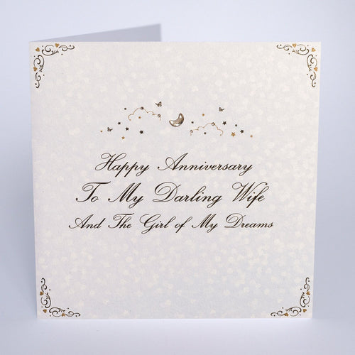 Happy Anniversary To My Darling Wife - Five Dollar Shake