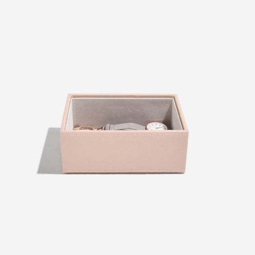 Mini Stackers Blush Deep Open Section Tray