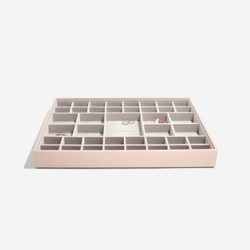 Super Size Blush 41 Section Trinket Tray