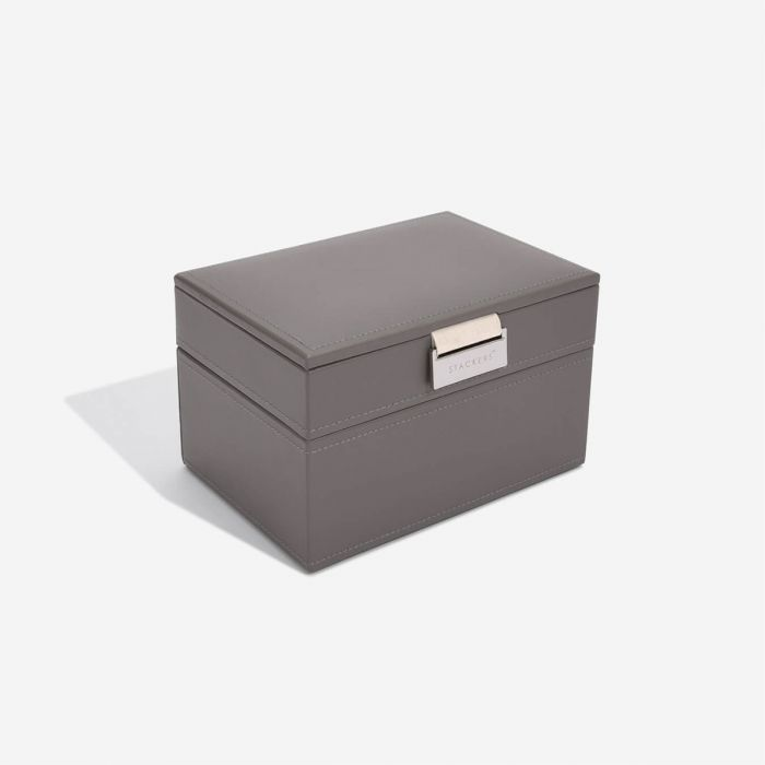 Stackers Mink Mini Jewellery Box - Free Delivery