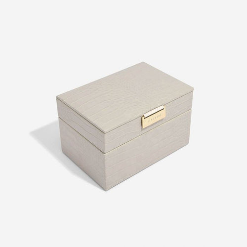 Stackers Putty Croc Mini Jewellery Box - Free Delivery