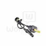 Cable Alimentacion 220v 2 Agujeros PS2 PS3 PC Notebook Impresoras 1,5 mts [Cod. CAB-077]