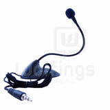 Microfono Flexible con Base para PC Fulltotal TN-19 [Cod. MIC-003]
