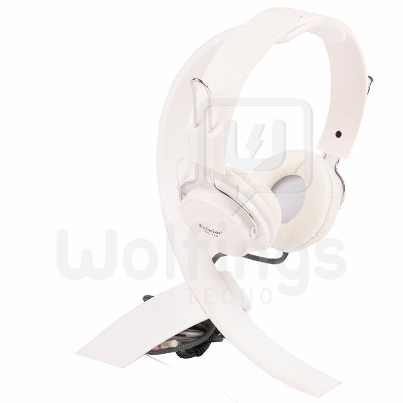 Auricular Vincha FEINER FE-716 Ideal para PC Varios Colores [Cod. AUR-023]