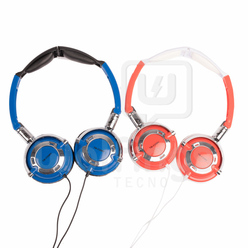 Auricular Vincha TYMED F25MV Ideal para PC. Varios Colores [Cod. AUR-033]