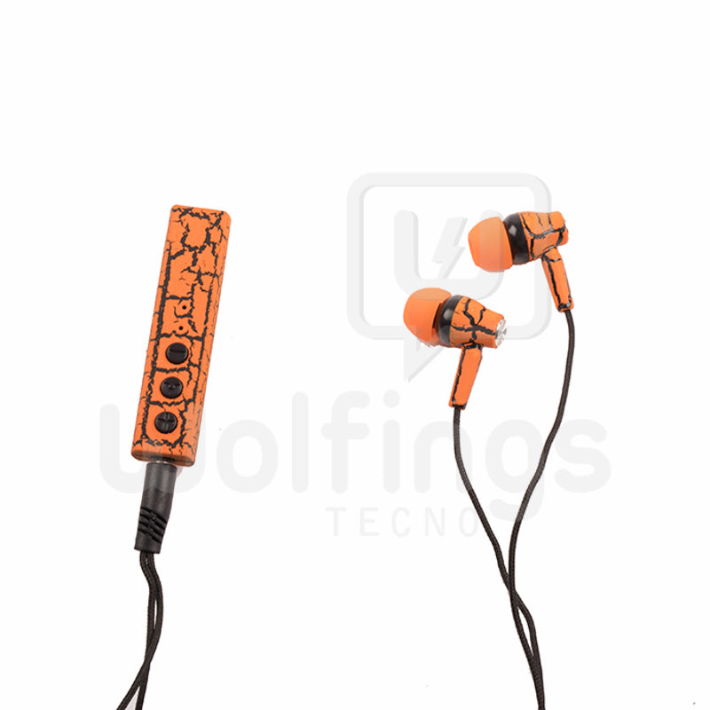 Auricular in Ear Bluetooth Manos Libres Deportivos Camuflados Earphone MS-808 [Cod. AUR-078]