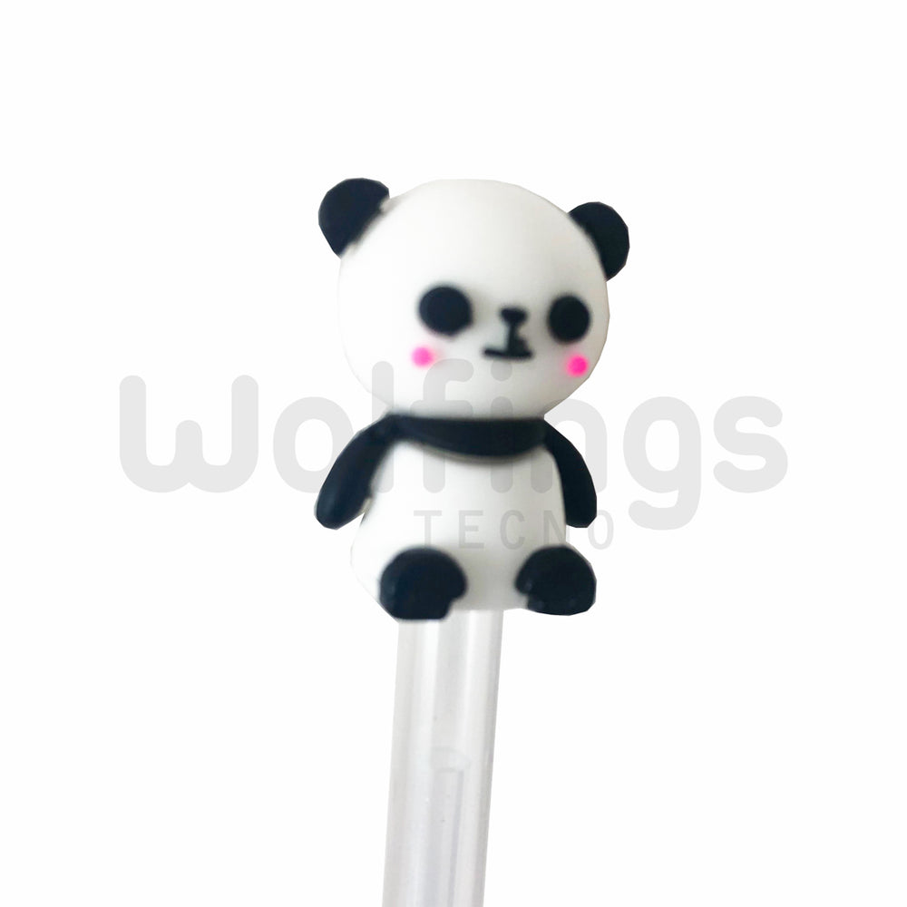 BIROME MULTICOLOR DE GEL OSO PANDA [Cod. ESC-118]