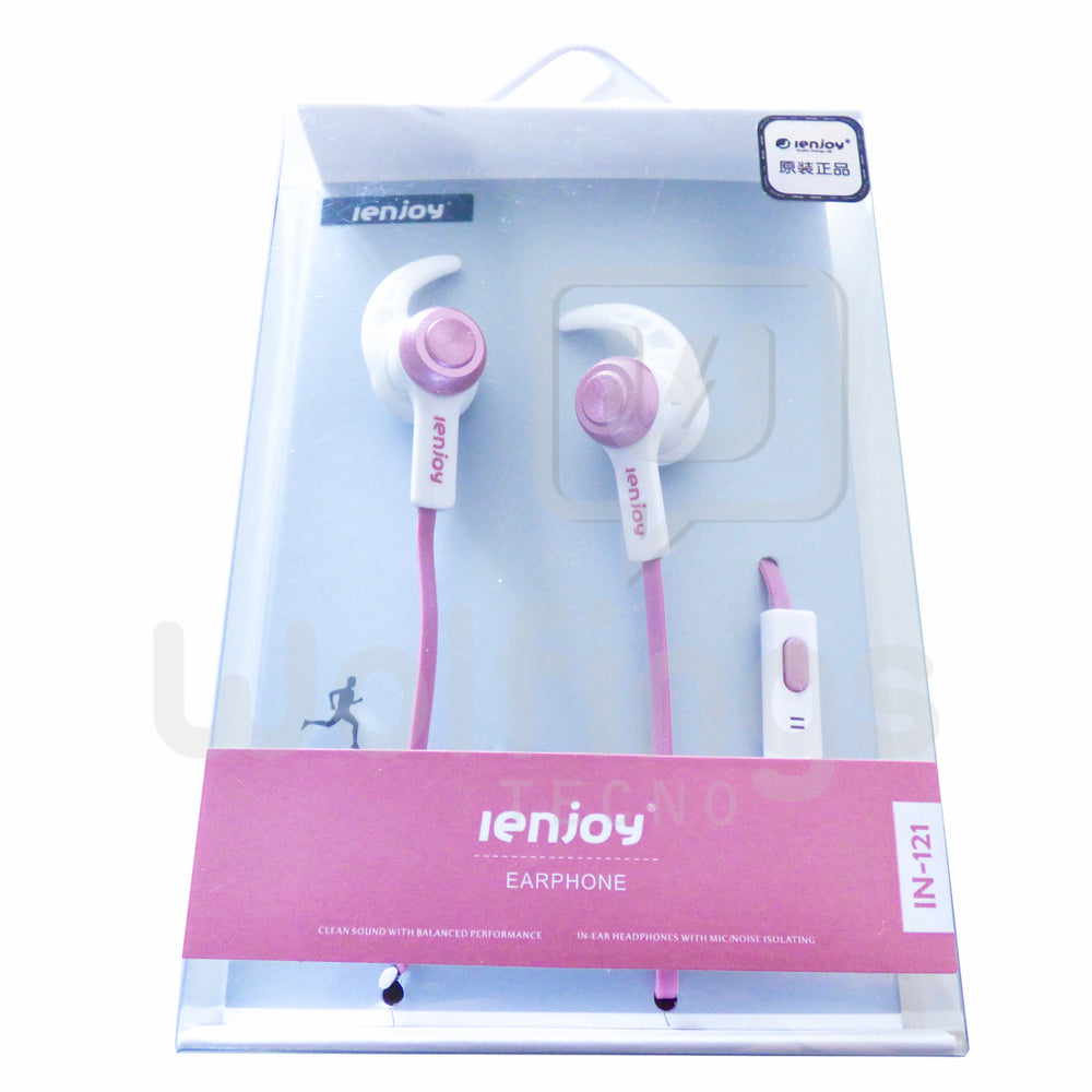Auricular in Ear Manos Libres Ienjoy IN-121 [Cod. AUR-057]
