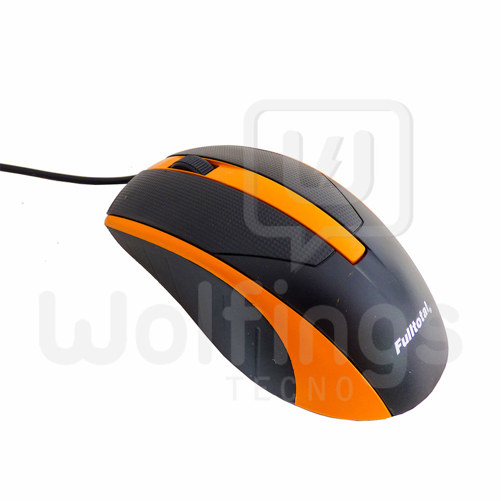 Mouse Optico USB Fulltotal MO-2017 [Cod. MOU-022]