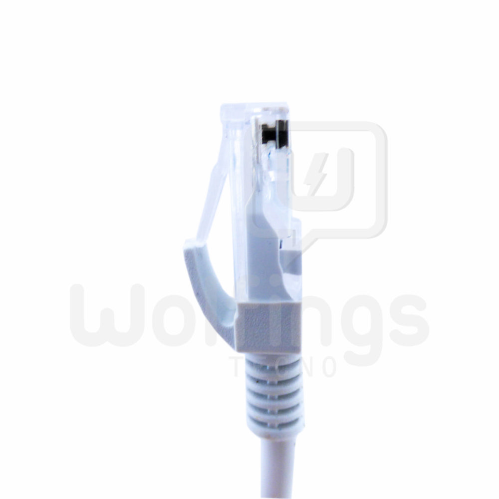 Cable de Red Adaptador RJ45 UTP Cat. 5e.de 5 metros. [Cod. INR-010]