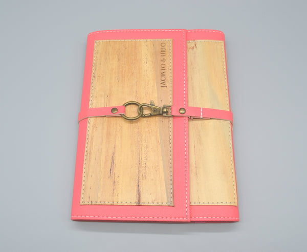 Artisan Dual-Cover Journal (Pink)