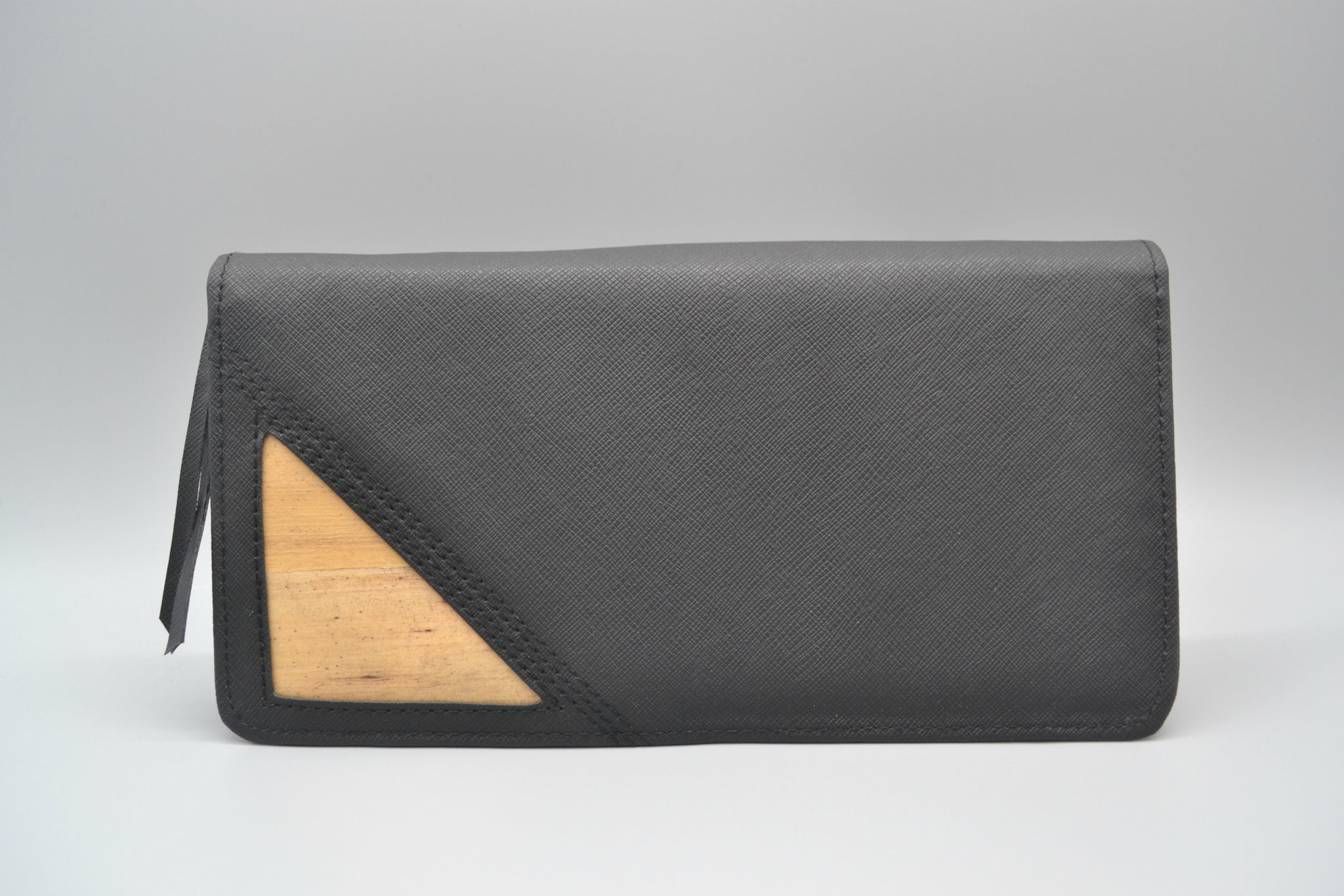 Bucket List Travel Wallet (Black)