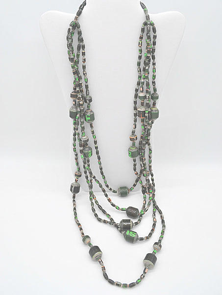 Elizabeth Necklace (Green)