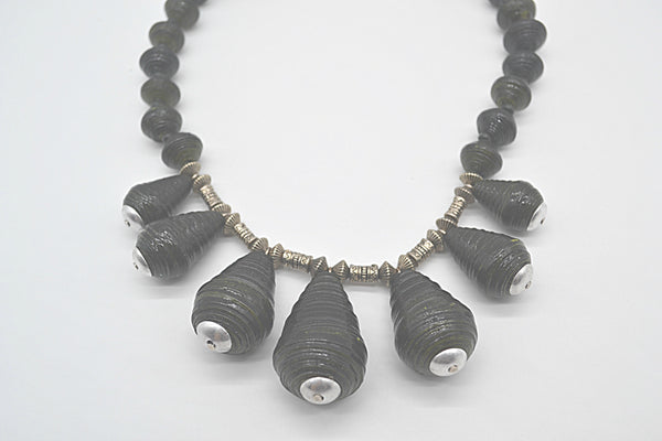 Jhankse Necklace (Black)