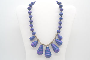 Jhankse Necklace (Blue)