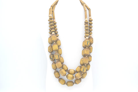 Jhersel Necklace (Gold)