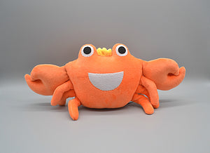 Crab Plush Toy