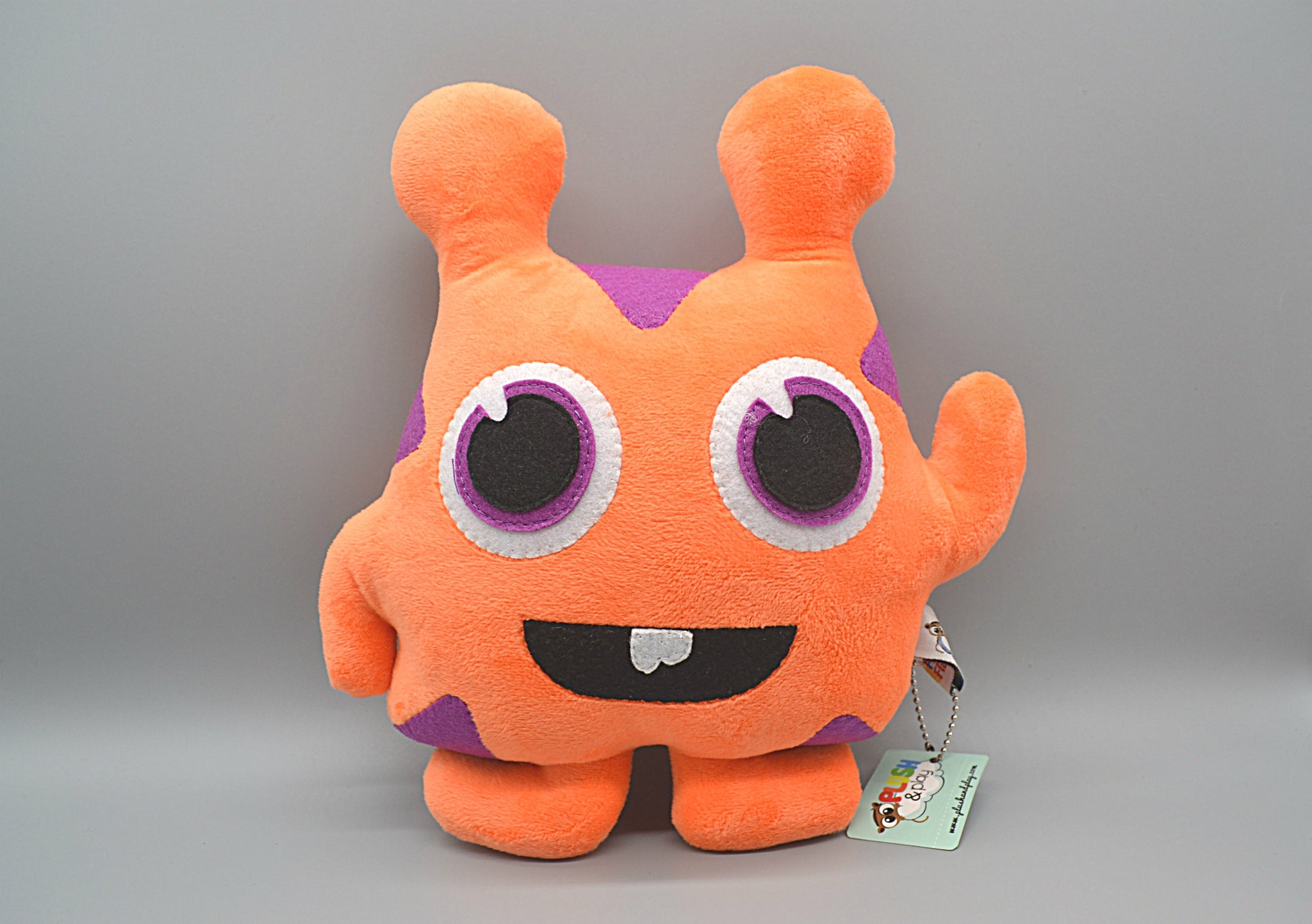 Little Monster Plush Toy: Kaka