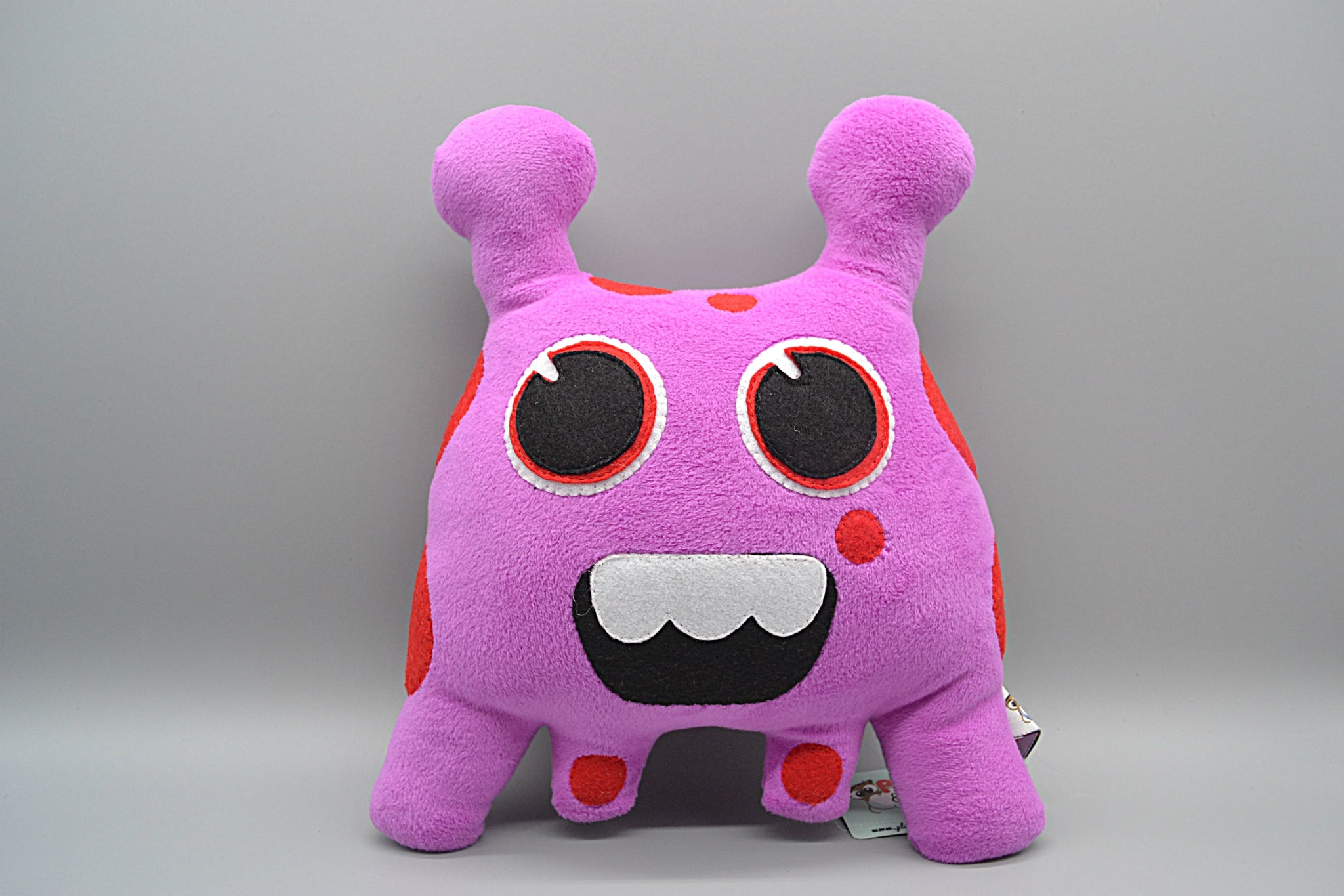 Little Monster Plush Toy: Lili
