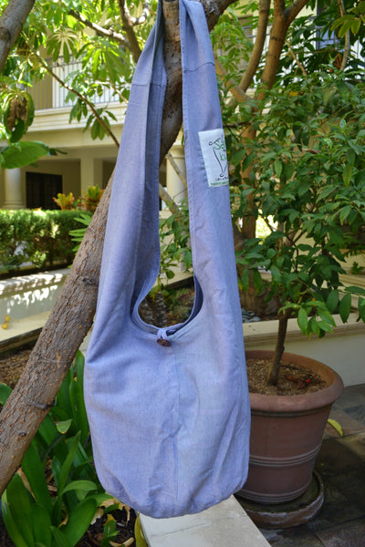 Sack Sling Bag (Blue)