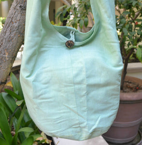 Sack Sling Bag (Green)