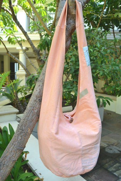 Sack Sling Bag (Orange)
