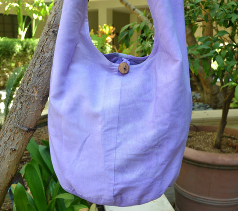 Sack Sling Bag (Purple)