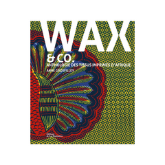 Livre Wax & Co par Anne Grosfilley