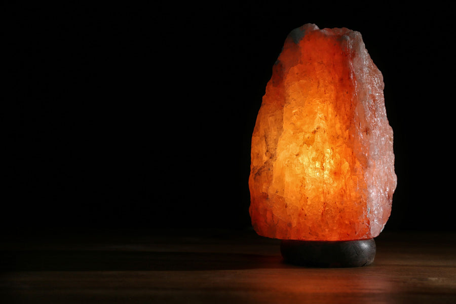 How Himalayan Salt Lamps Relieve Anxiety and Similar Ailments
