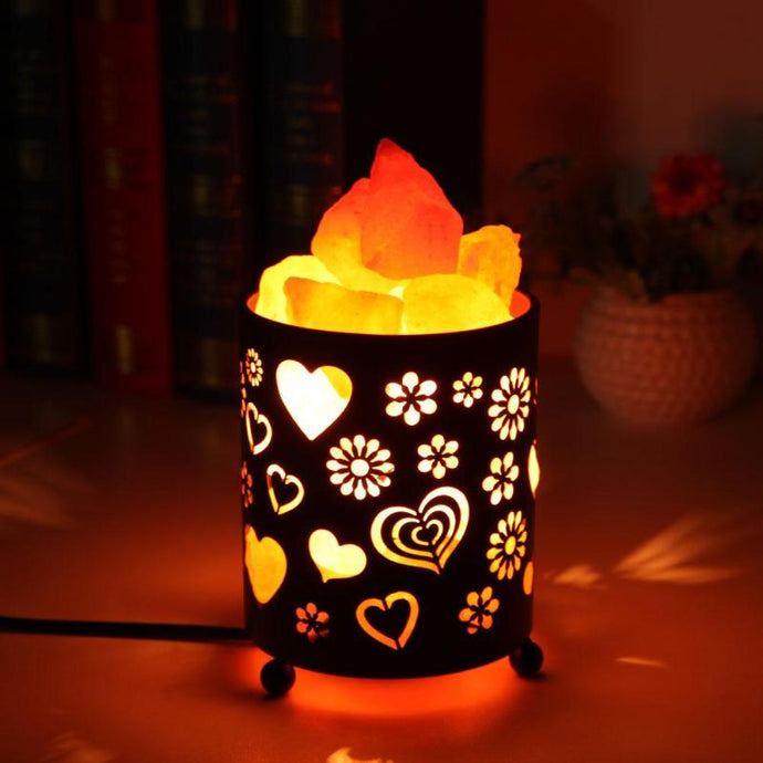 What Are the Benefits of a Himalayan Salt Lamp UK Basket?