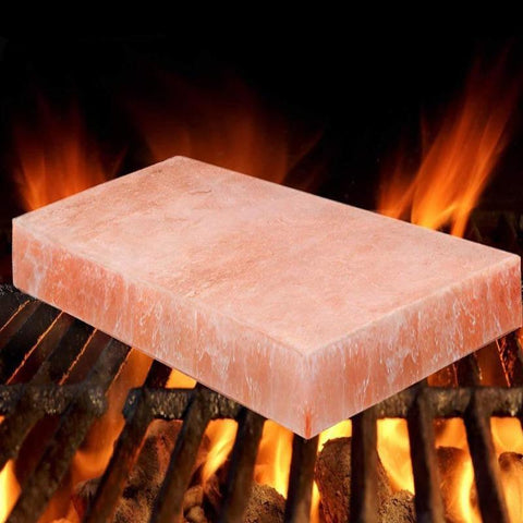 Himalayan salt chopping block