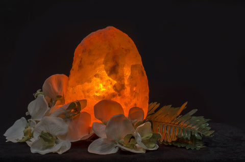 Himalayan Pink Rock Salt Lamp