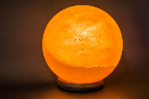 Himalayan Salt Lamp Sphere