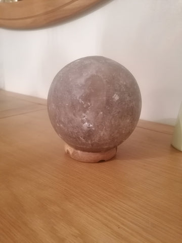 Sphere Salt Lamp
