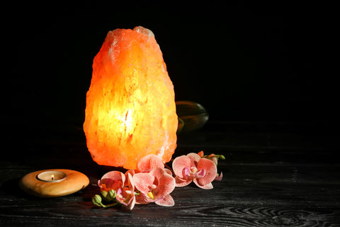 Salt lamp health benefits