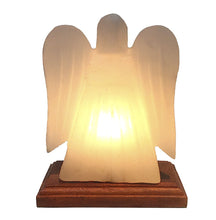 Load image into Gallery viewer, White Himalayan Angel lamp