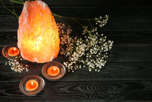 Load image into Gallery viewer, Himalayan Rock Salt Lamp 4-6 KG