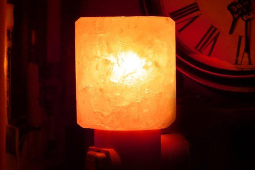 Himalayan salt lamp plug in wall - Himalayan salt lamps