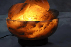 Fire bowl grey colour