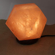 Load image into Gallery viewer, Diamond Himalayan salt lamp 3-5 KG